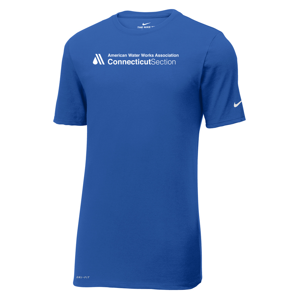 AWWA Connecticut Section Nike Dri-FIT Tee