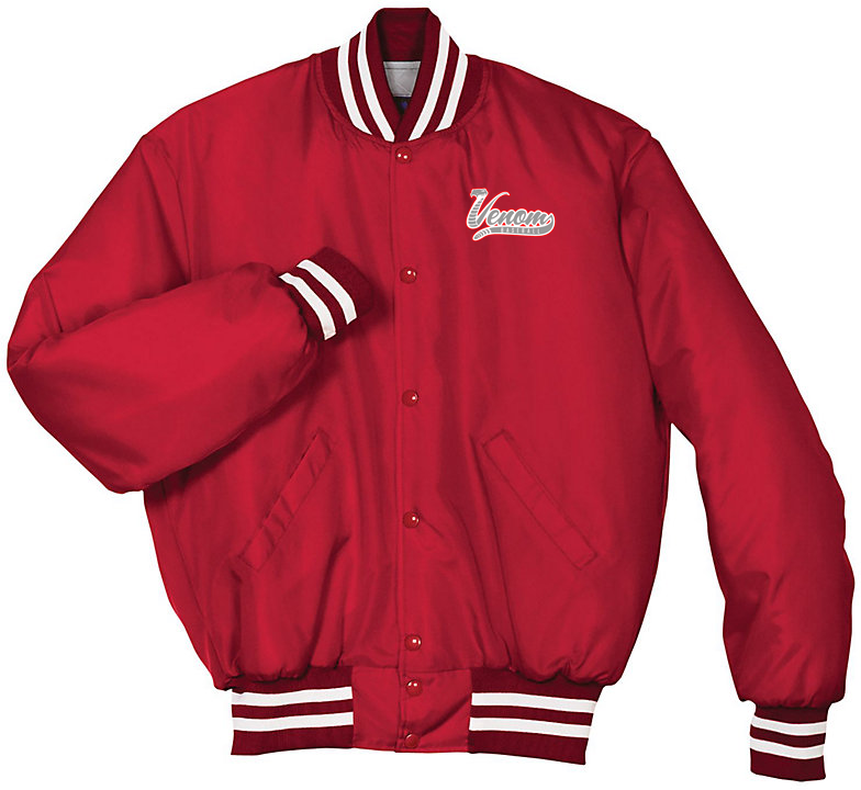 Valley Venom Baseball Heritage Jacket