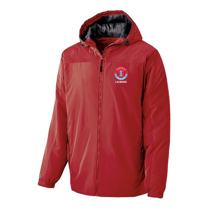 Sammamish Interlake Lacrosse Bionic Hooded Jacket