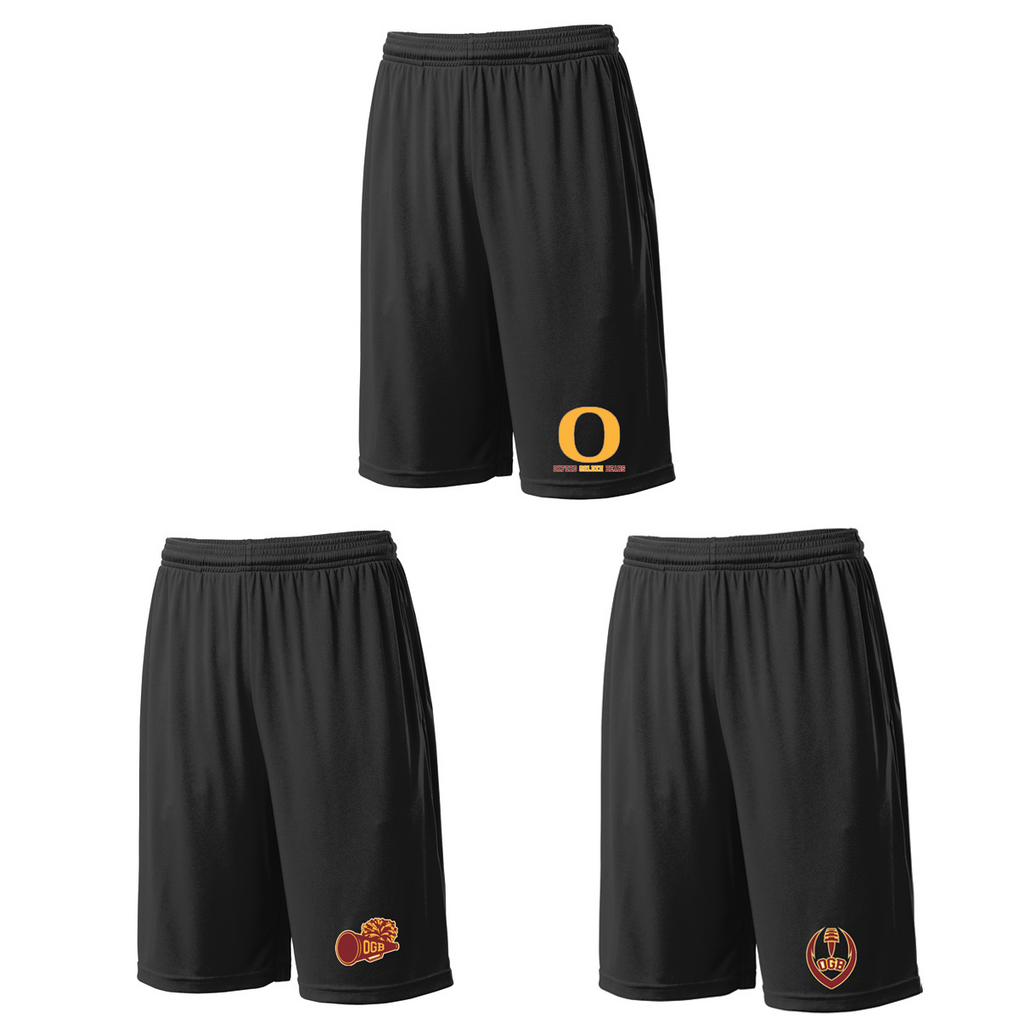Oxford Golden Bears Shorts