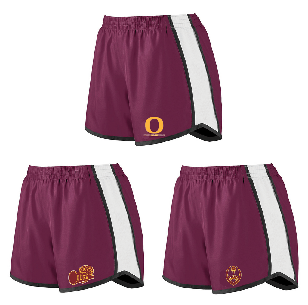 Oxford Golden Bears Women's Pulse Shorts