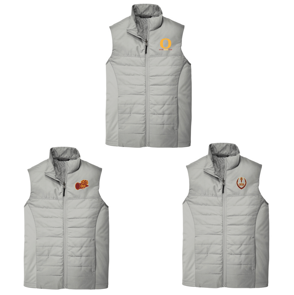 Oxford Golden Bears Vest