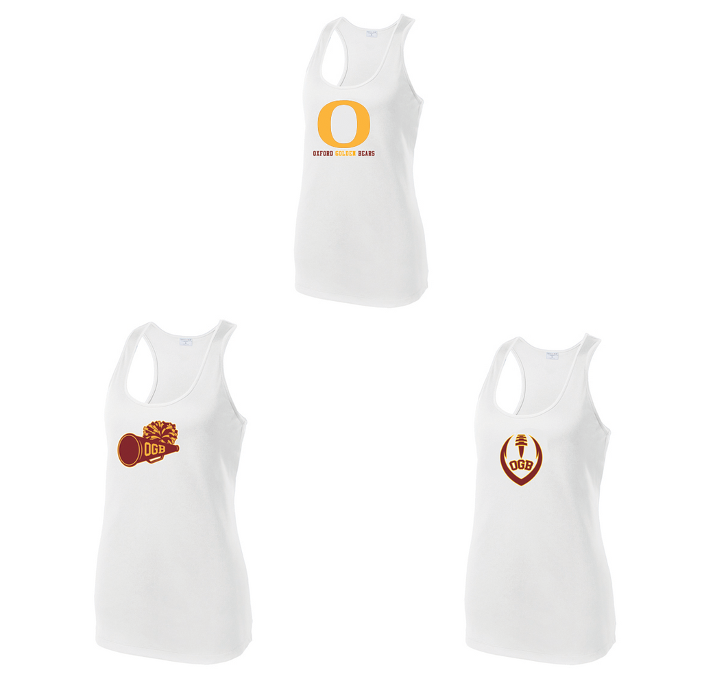 Oxford Golden Bears Women's Racerback Tank