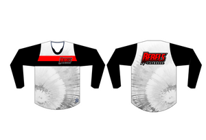 Rebels Lacrosse Premium Long Sleeve Shooting Shirt