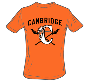 Cambridge Lacrosse T-Shirt