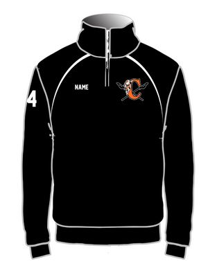 Cambridge Lacrosse Quarterzip