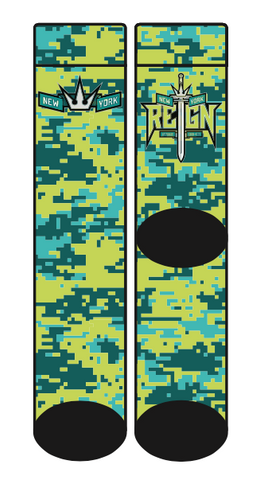 New York Reign Socks