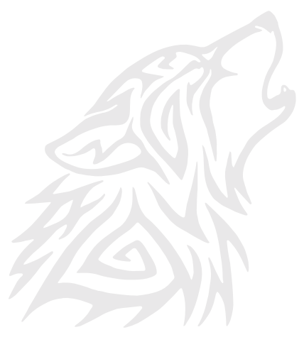 West Houston Wolves Sticker 2-Pack