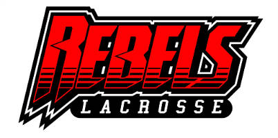 Rebels Lacrosse Car Decal