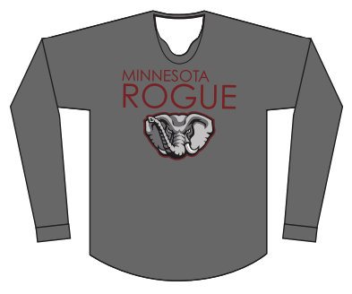 Minnesota Rogue Long Sleeve Performance Shirt