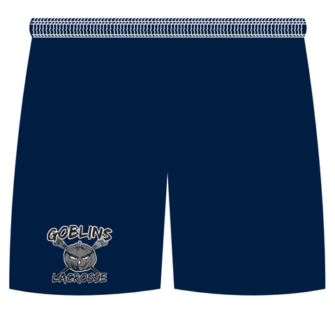Goblins Lacrosse Shorts (Navy)