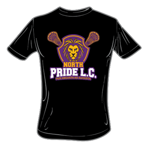 North Pride L.C. CottonTouch Performance T-Shirt