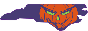 Goblins Lacrosse Car Decal (Colored Logo)