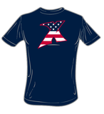 Maryland Extreme Performance T-Shirt (Navy)