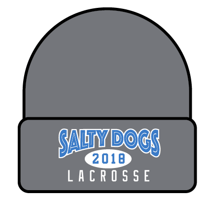 Salty Dogs Knit Beanie