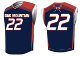 Oak Mtn. Sleeveless Reversible Jersey