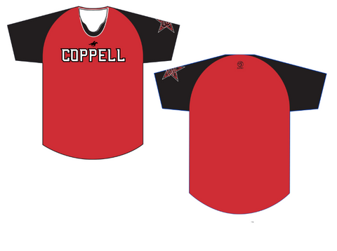 Coppell Lacrosse Men's Alternate Shooting Shirt