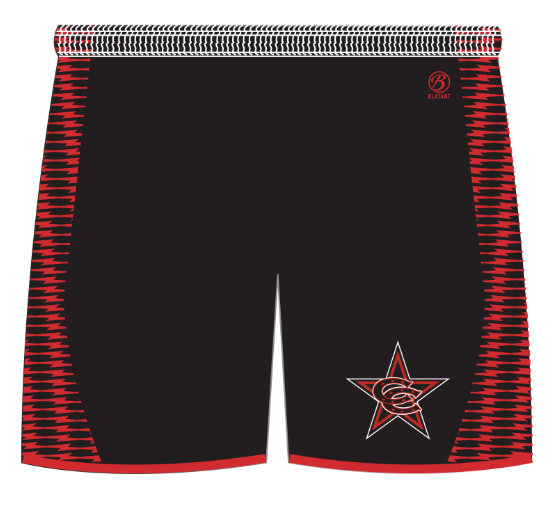 Coppell Lacrosse Girls Game Shorts