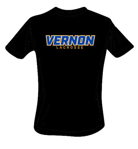 Vernon Lacrosse Performance T-Shirt