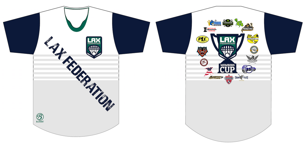 Lax Fed Members Cup Shooting Shirt