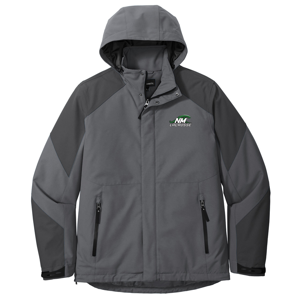 New Milford Youth Lacrosse Insulated Tech Jacket