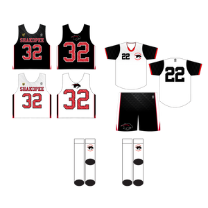 Shakopee Lacrosse Boy's Premium Uniform Package