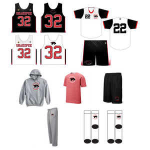 Shakopee Lacrosse Boy's Ultimate Uniform Package