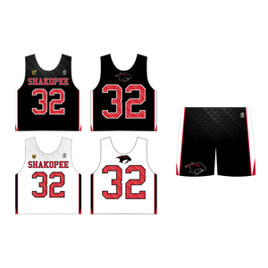 Shakopee Lacrosse Boy's 2-Piece Uniform Package