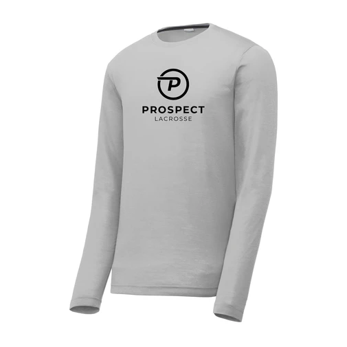 Prospect Lacrosse Long Sleeve CottonTouch Performance Shirt