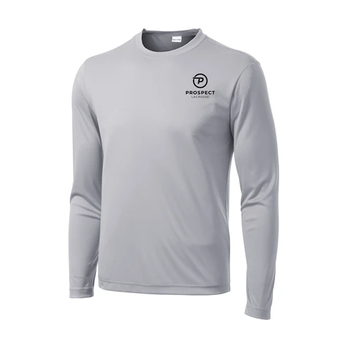 Prospect Lacrosse  Long Sleeve Performance Shirt
