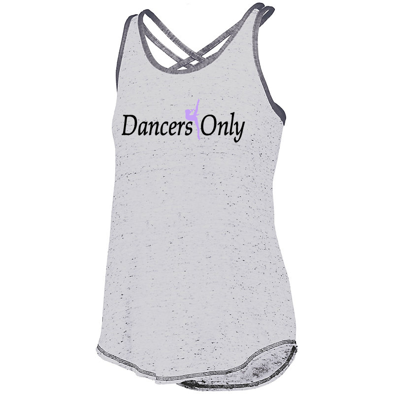 Dancers Only Women's Crossback Tank