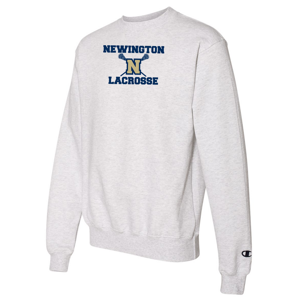 Newington High School Lacrosse Champion Crew Neck