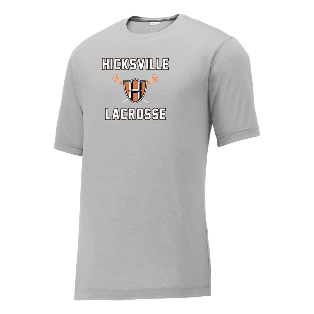Hicksville Lacrosse CottonTouch Performance T-Shirt