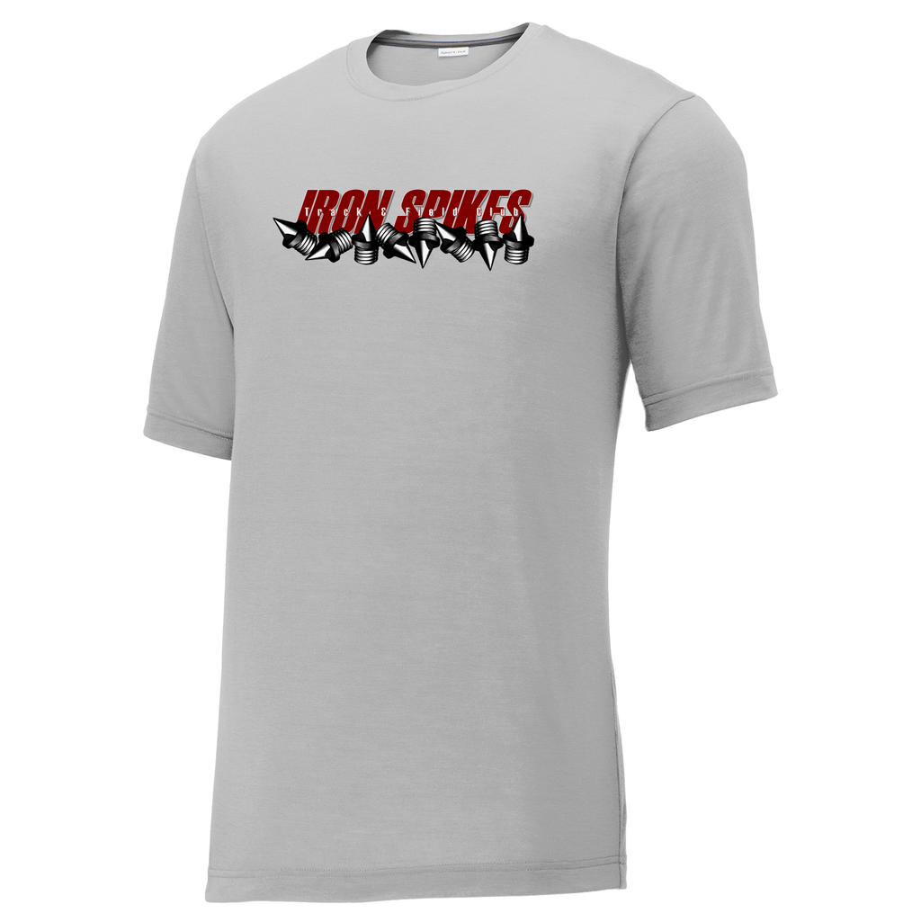 Iron Spikes Track & Field CottonTouch Performance T-Shirt
