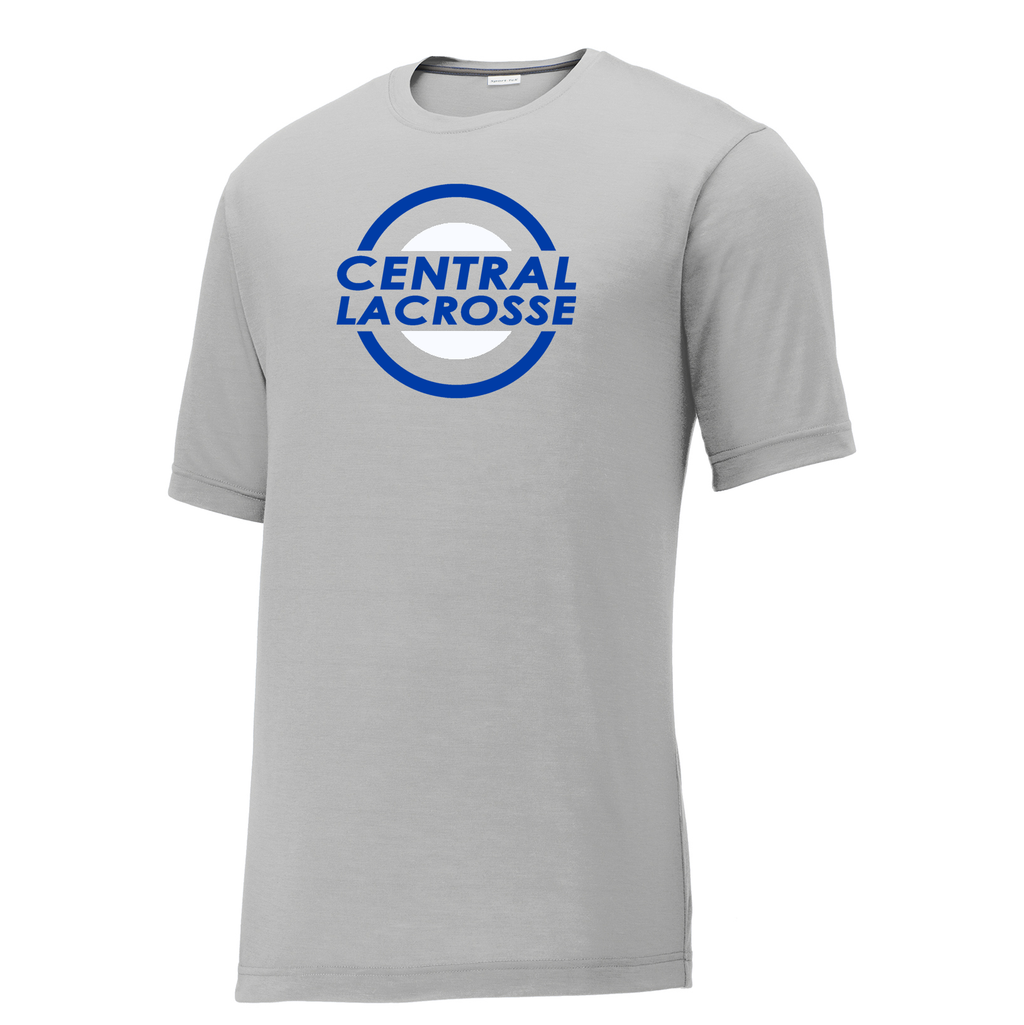 Central Girls Lacrosse Mens CottonTouch Performance T-Shirt