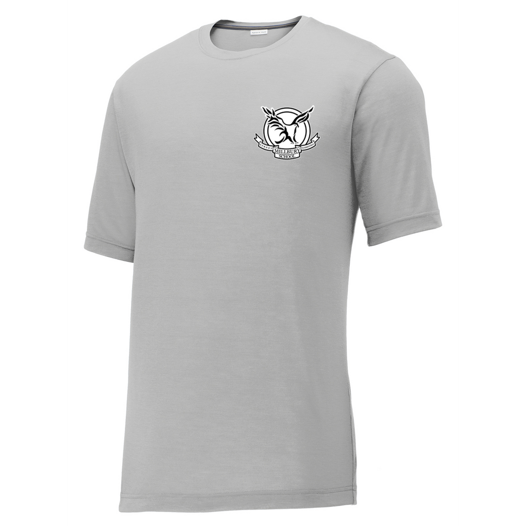 Millbury Street Elementary CottonTouch Performance T-Shirt