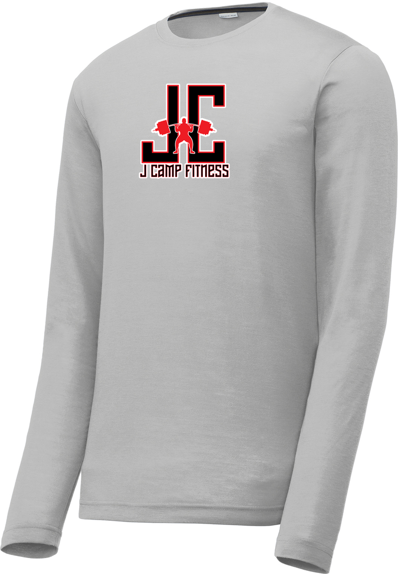 J Camp Fitness Long Sleeve CottonTouch Performance Shirt
