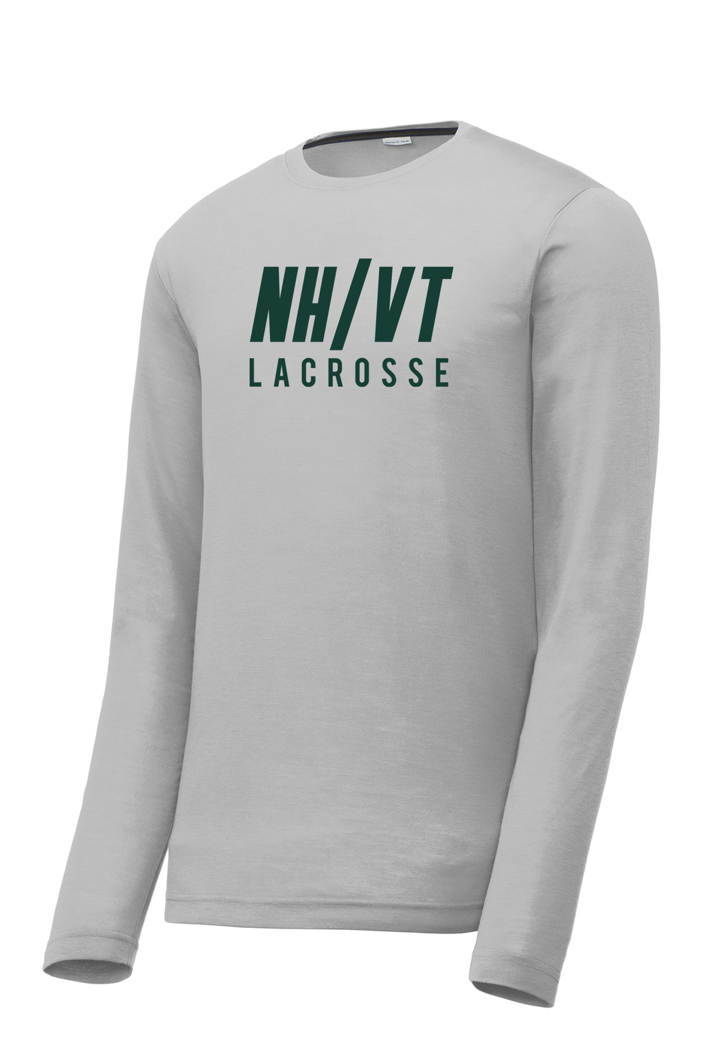 NH/VT Lacrosse  Long Sleeve CottonTouch Performance Shirt