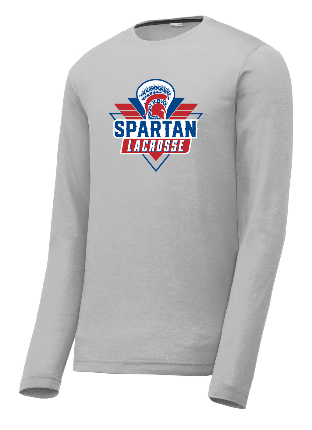 Bixby Youth Lacrosse Long Sleeve CottonTouch Performance Shirt