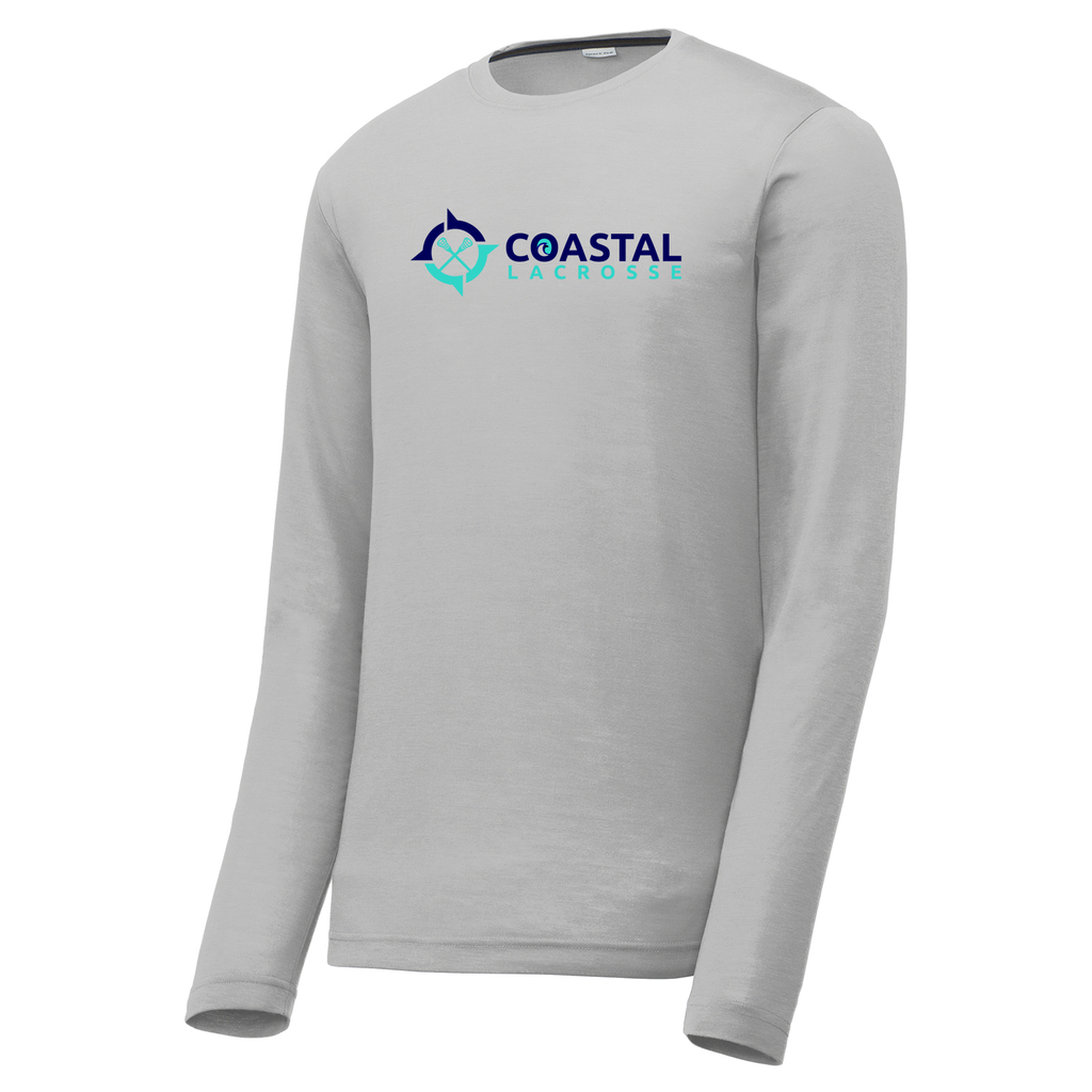 Coastal Lacrosse  Long Sleeve CottonTouch Performance Shirt
