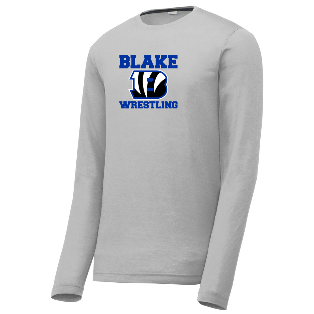 Blake Wrestling Long Sleeve CottonTouch Performance Shirt