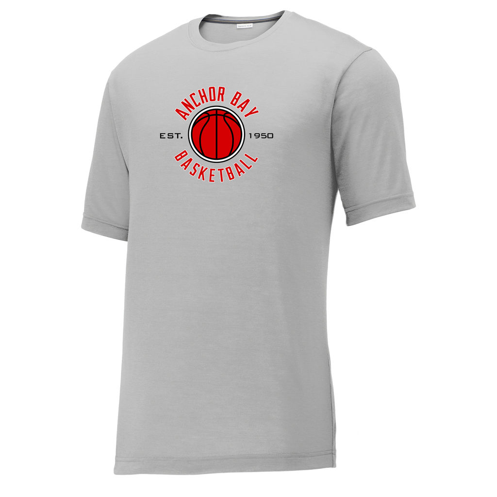 Anchor Bay Basketball  CottonTouch Performance T-Shirt