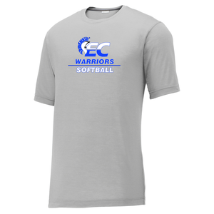 Warriors Softball CottonTouch Performance T-Shirt