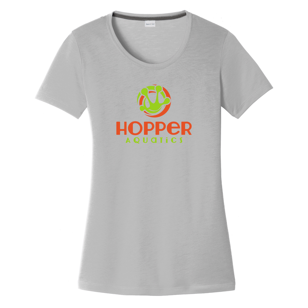 Hopper Aquatics Women's CottonTouch Performance T-Shirt