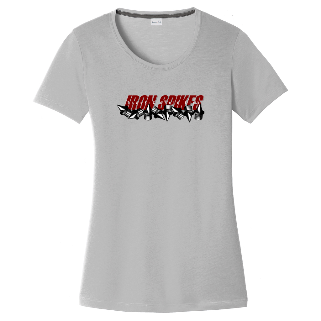 Iron Spikes Track & Field Women's CottonTouch Performance T-Shirt