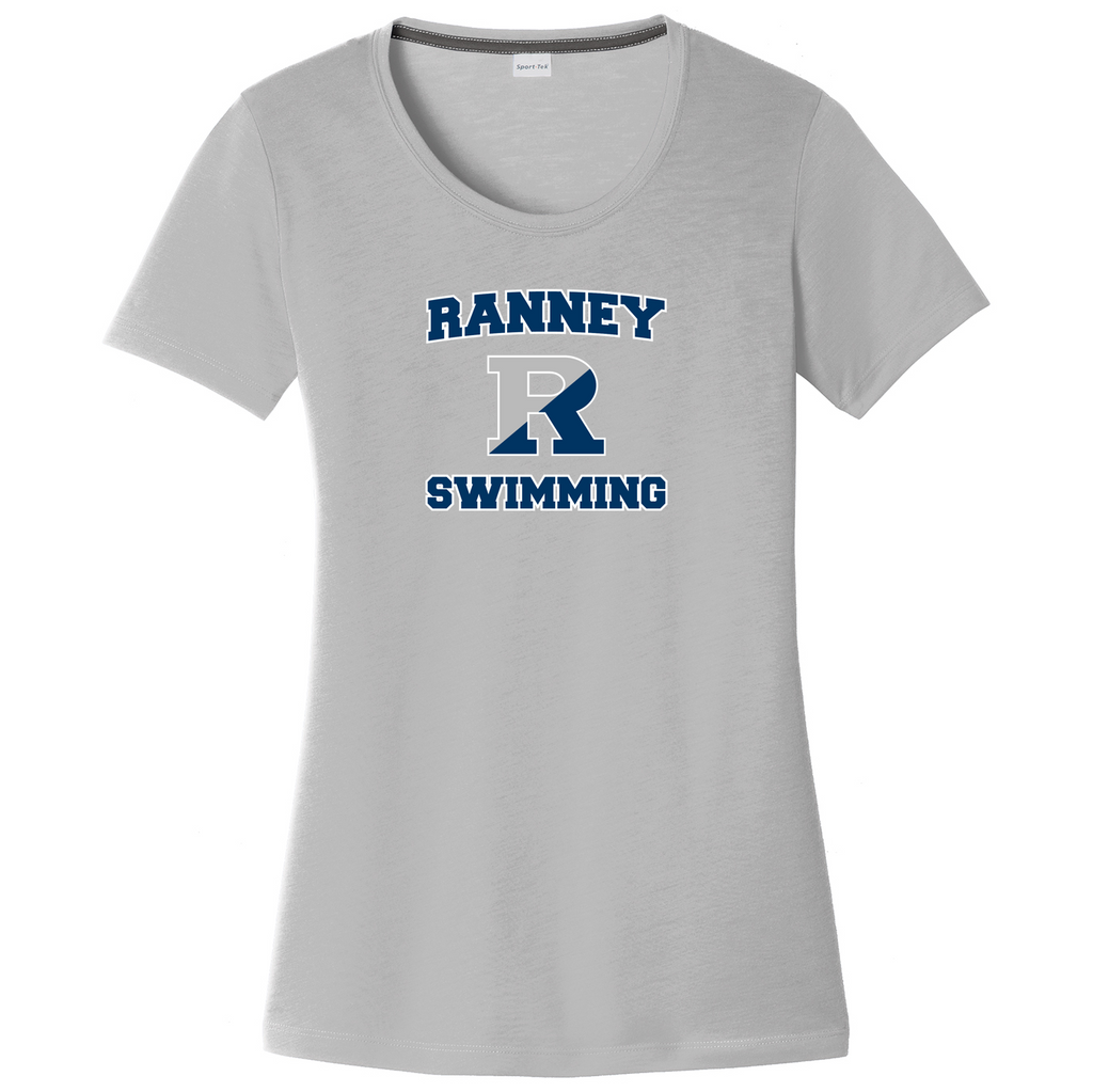 Ranney Swimming Women's CottonTouch Performance T-Shirt