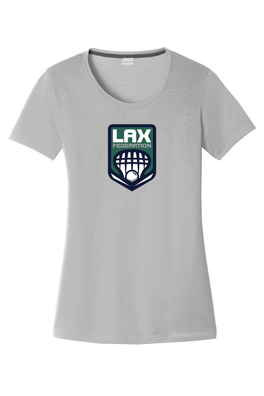 LAX FED Women's CottonTouch Performance T-Shirt