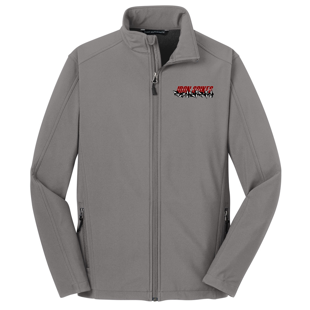 Iron Spikes Track & Field Soft Shell Jacket