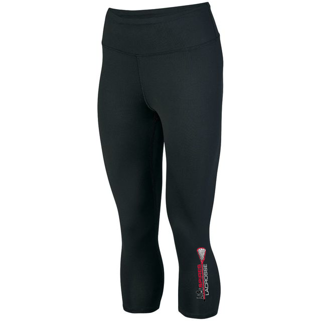 Spires Lacrosse Ladies Hyperform Compression Capri