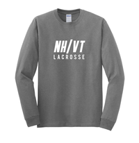 NH/VT Lacrosse Cotton Long Sleeve Shirt